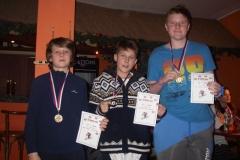 Benecko - lyžařský kurz 2015