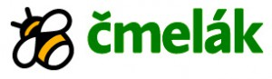 čmelák logo barevné