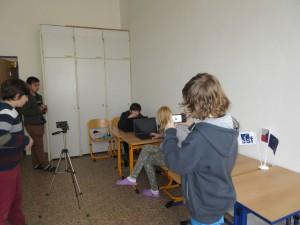 Fotoaparáty, videokamery a stativ