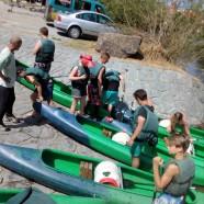 Děti na vodě