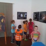 Prvňáčci v galerii