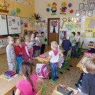 Předškoláci a prvňáci