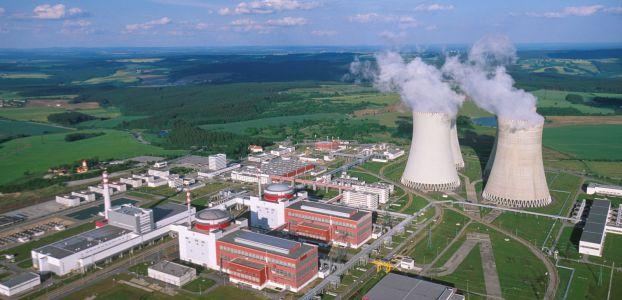Exkurze do jaderné elektrárny